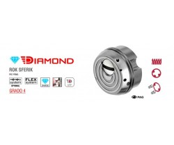 DISEC BKD250-AT DEFENDER DIAMOND NICKEL